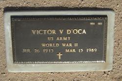 Victor V D'Oca