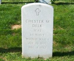 Chester Marvin Delk