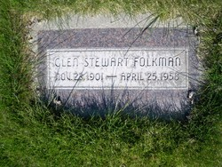Glen Stewart Folkman