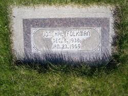 Jon Hal Folkman