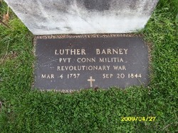 Luther Barney