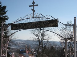 Holy Resurrection Russian Orthodox Cemetery