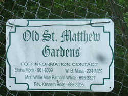 Saint Matthews Gardens