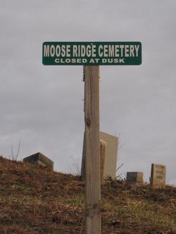Moose Ridge Cemetery