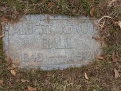 Albert Atwood Ball
