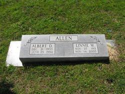 Linnie Mae <I>Tucker</I> Allen