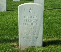 George Vernon Albright