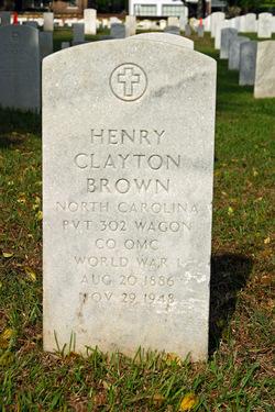 Henry Clayton Brown