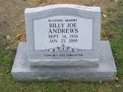 Billy Joe Andrews
