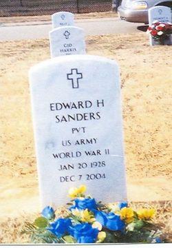 """Edward Higden """"Doc"""" Sanders"""