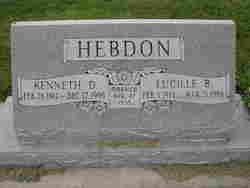 Kenneth D. Hebdon