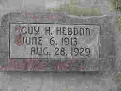 Guy H. Hebdon