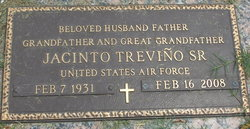 "Jacinto ""Tio"" Trevino Sr."