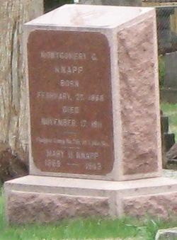 Mary E Ulrich Knapp 1869 1943 Find A Grave Memorial