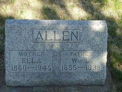 William Lewelland Allen