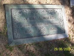 John A. Wilts