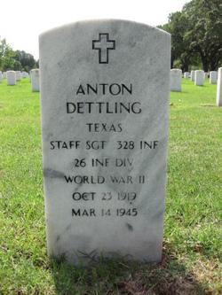Anton Joseph Dettling