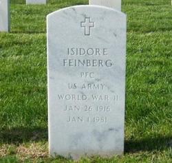 """Isidore """"Irving"""" Feinberg"""