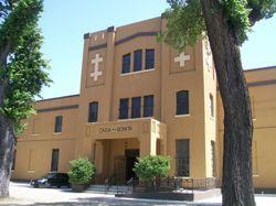 Casa Bonita Mausoleum
