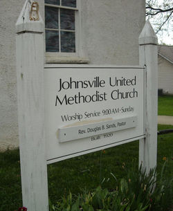 Johnsville United Methodist Church Cemetery