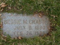 Bessie N Crabtree
