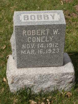 "Robert William ""Bobby"" Conely"