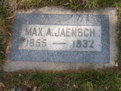 Max Alexander Jaensch