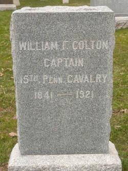 William Francis Colton