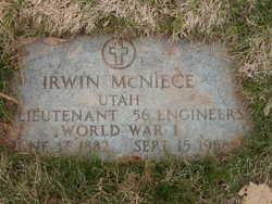Irwin McNiece