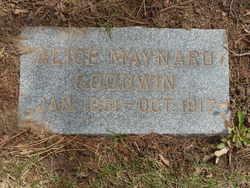 Alice Bertha <I>Maynard</I> Goodwin