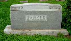 """James Euphrates """"Frate"""" Barker"""