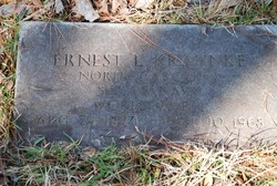 Ernest Linwood Krahnke