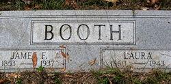Laura <I>Roberts</I> Booth