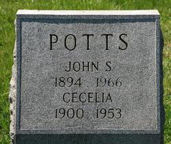 John Settle Potts