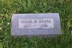 Nellie May <I>Gray</I> Biddle