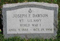 Joseph Franklin Dawson