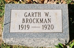 Garth W Brockman
