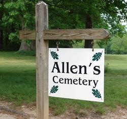 Allen's Cemetery