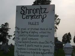 Shrontz Cemetery