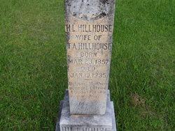 Harriet Lucinda <I>Denny</I> Hillhouse