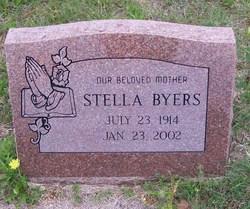 Stella <I>Hinkle</I> Byers