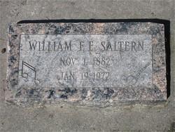 William Francis Edwin Saltern