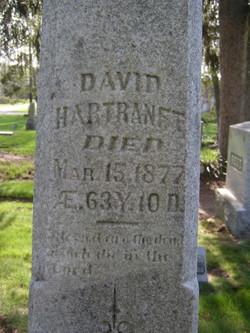 David Hartranft