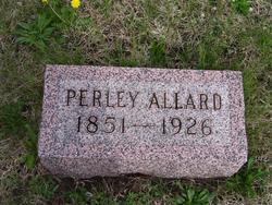 "Pearle ""Perley"" Allard"