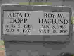 Roy W. Haglund