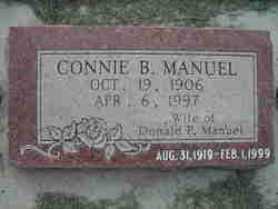 Donald P. Manuel