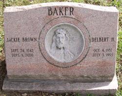 Delbert H Baker