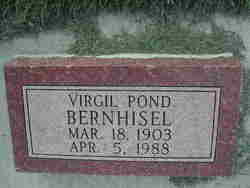 Virgil Pond Bernhisel