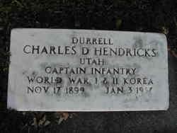 Charles Durrell Hendricks