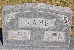 Louise Elizabeth <I>Martin</I> Kane